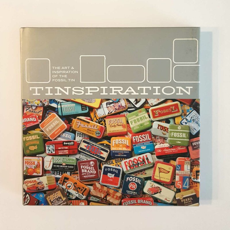Fossil Tinspiration The Art & Inspiration of the Fossil Tin