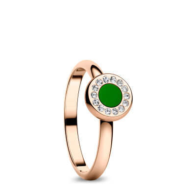 Bering Innenring 577-35-X1 Element roségold/grün