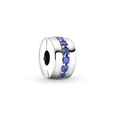 PANDORA Clip 791972C01 Blue Shining Path