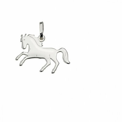 CEM Kinderanhänger Pferd in Sterlingsilber...