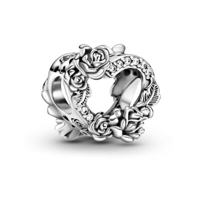 PANDORA Charm Rose Flowers 799281C01