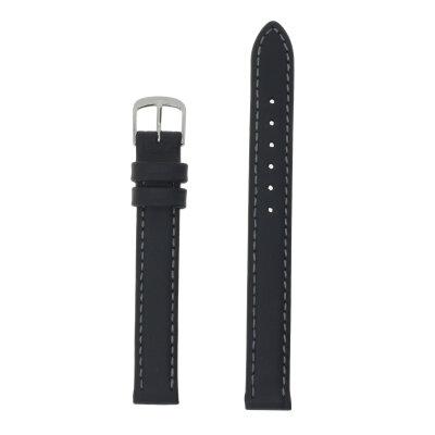 Fluco Lederband Triumpf 12mm schwarz 624-01-12
