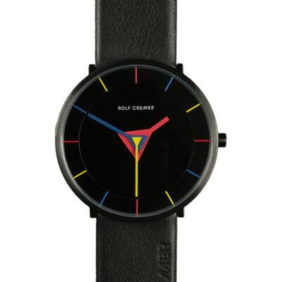 Rolf Cremer Tri 505704 Armbanduhr schwarz