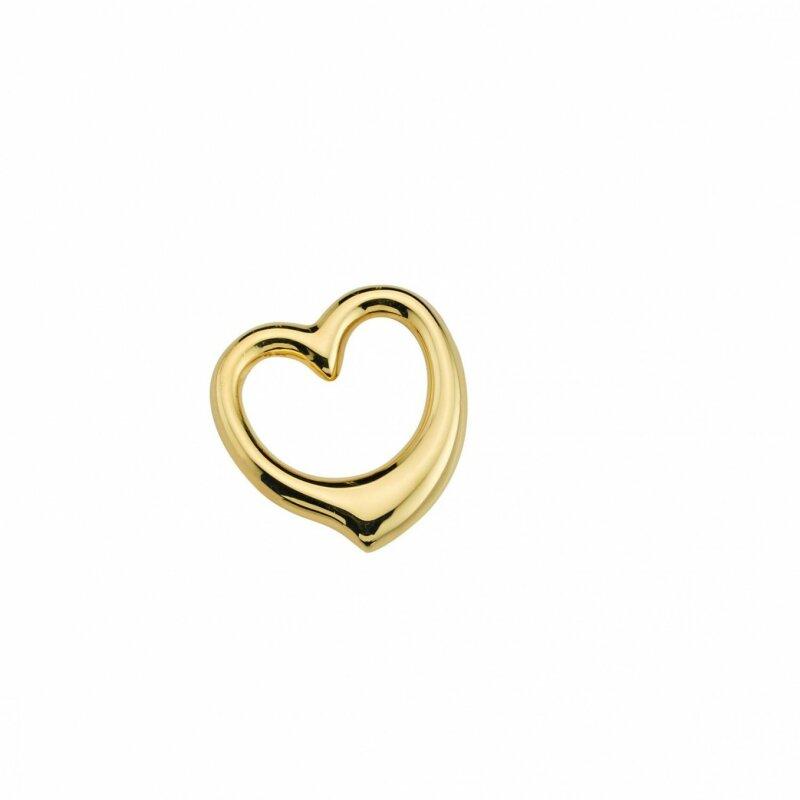 CEM Glücksanhänger Gelbgold 333/- Herz Größe ca. 12 mm 6-119575-001