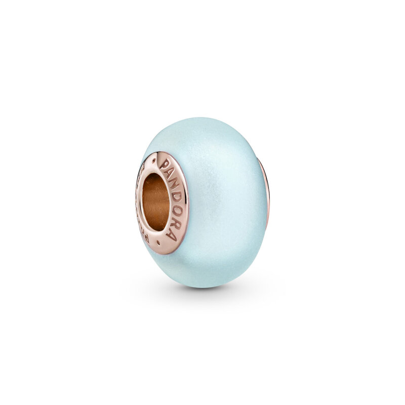PANDORA ROSE Murano 789420C00 frosted blue