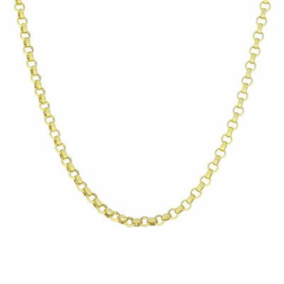 Halskette 333/- Gelbgold 45 cm Erbs 21164