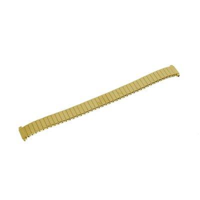 BEAR Ersatzband Flex Edelstahl IP gelbgold 9-11 mm 21308