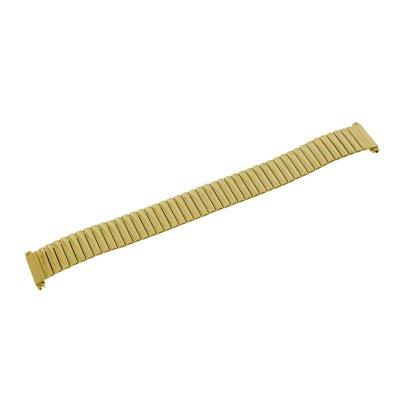 Ersatzband Flex Edelstahl IP gelbgold 14-17 mm K-38