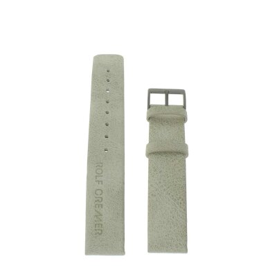 Rolf Cremer Lederband Uhrenband beige 16 mm 21329