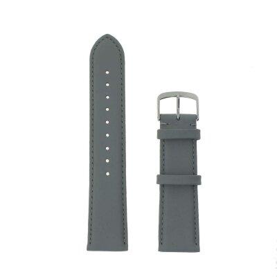 Fluco Uhrenband grau 22 mm HB Toledo 399-82-22