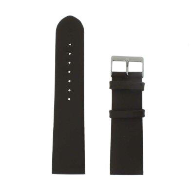 Kettler Uhrenband Wasserfest 24 mm braun LU185-28242