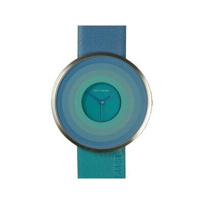 Rolf Cremer Target 505805 Armbanduhr Türkis