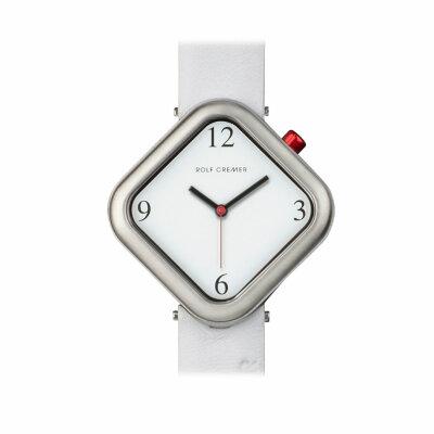 Rolf Cremer Corner 506802 Armbanduhr Weiß