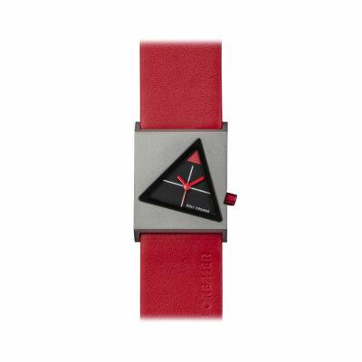 Rolf Cremer Viva 506603 Armbanduhr Rot