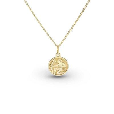 Sternzeichen Schütze 21711 333/- Gelbgold
