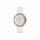 Adora Design Damenuhr mit Lederband AT5429 weiß
