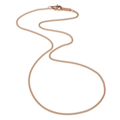 TeNo Halskette Essential 595245 1,5 mm IP roségold