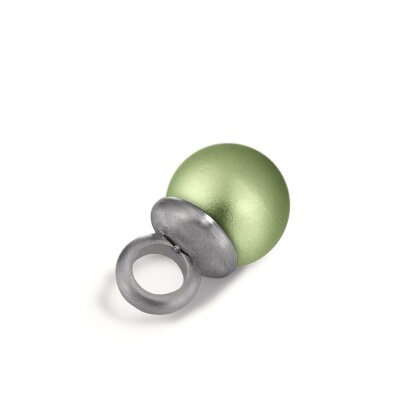TeNo Anhänger Globe 595292 Apple Green