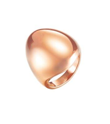 ESPRIT Damenring ES-PROMINENT ROSE ESRG12810C180