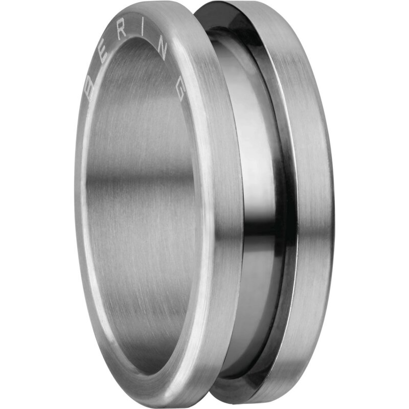 Bering Unisex Außenring 520-11-X3 silber matt