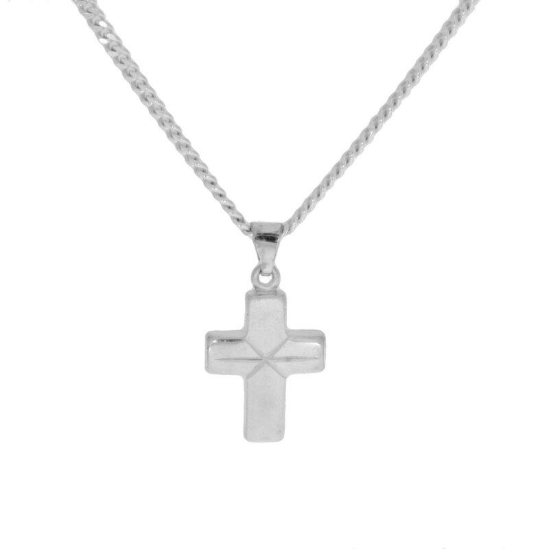 CEM Anhänger Kreuz 5-119482-001 Sterlingsilber 925/-