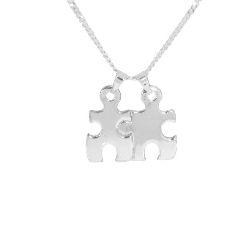 Kettler Partner-Anhänger Puzzle 411010100011 Sterlingsilber 925/-