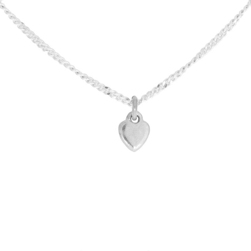 Kettler Kinderanhänger Herz 10978 925/- Sterlingsilber