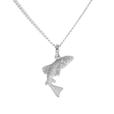 Kettler Kinderanhänger Fisch 10988 925/- Sterlingsilber