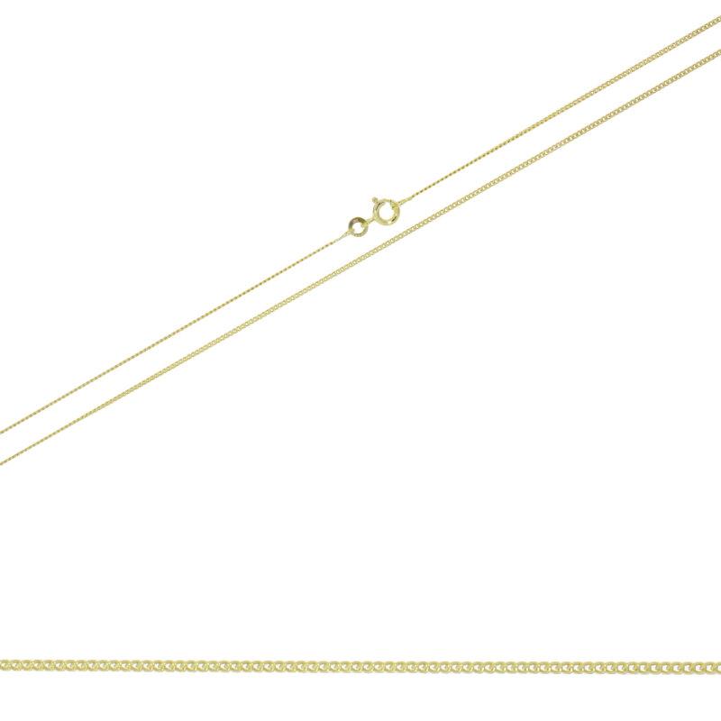 Kettler Damenkette 585/- Gelbgold 45 cm