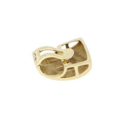 Kettler Brillant-Anhänger Clip 11055 585/- Gelbgold