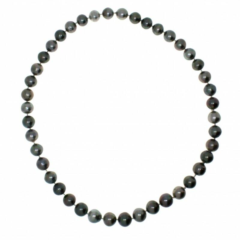 Schoeffel Perlcollier aus Tahiti-Perlen