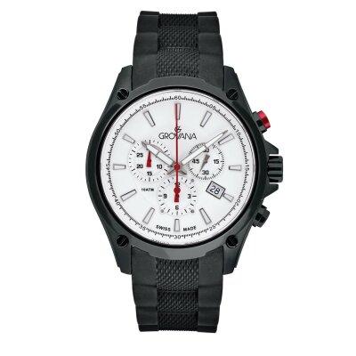 Grovana Contemporary Chronograph Saphirglas 1635.9872