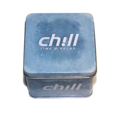 Chill Damenuhr mit Edelstahlband CH1539