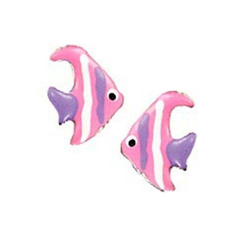 Scout Kinderohrstecker Fisch 2115.100