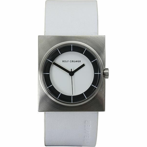 Rolf Cremer Spot 501903 Unisex Armbanduhr Weiß