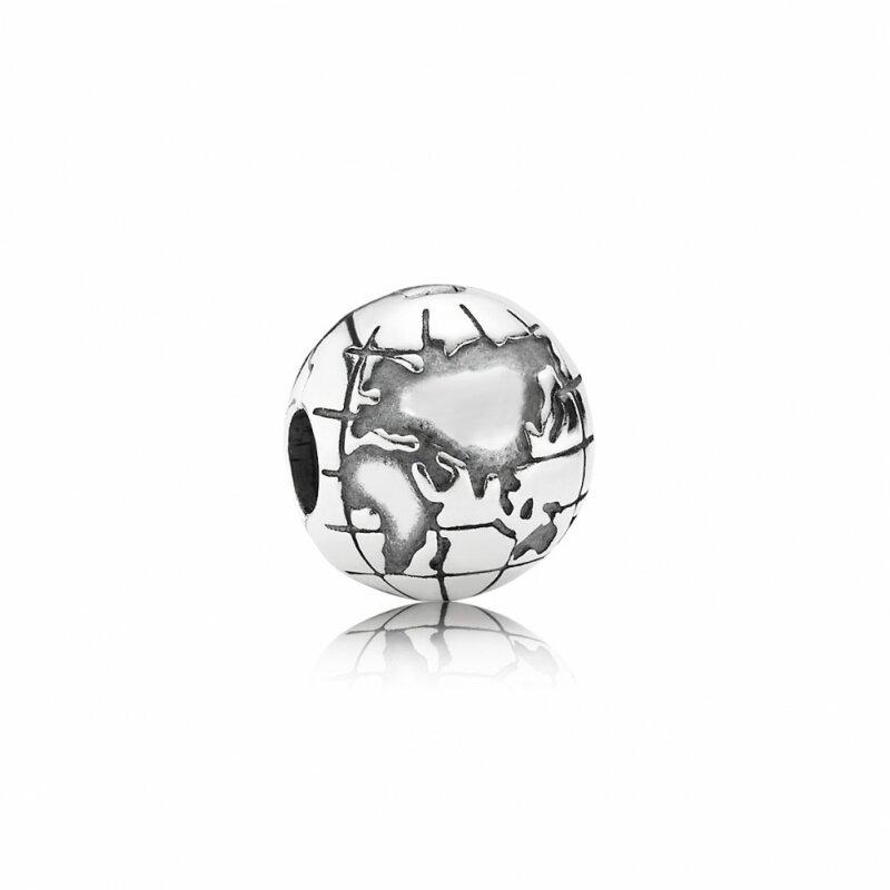 PANDORA Clip 791182 Globus