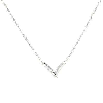 CEM Damen Collier 925/- Sterlingsilber, Zirkonia PR7320