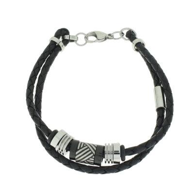 CEM Herrenarmband ST7-014 Leder