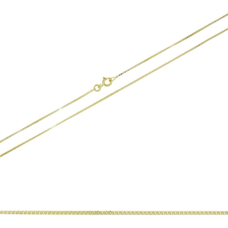 Kettler Venezia Kette Gelbgold 333/- GG 42 cm