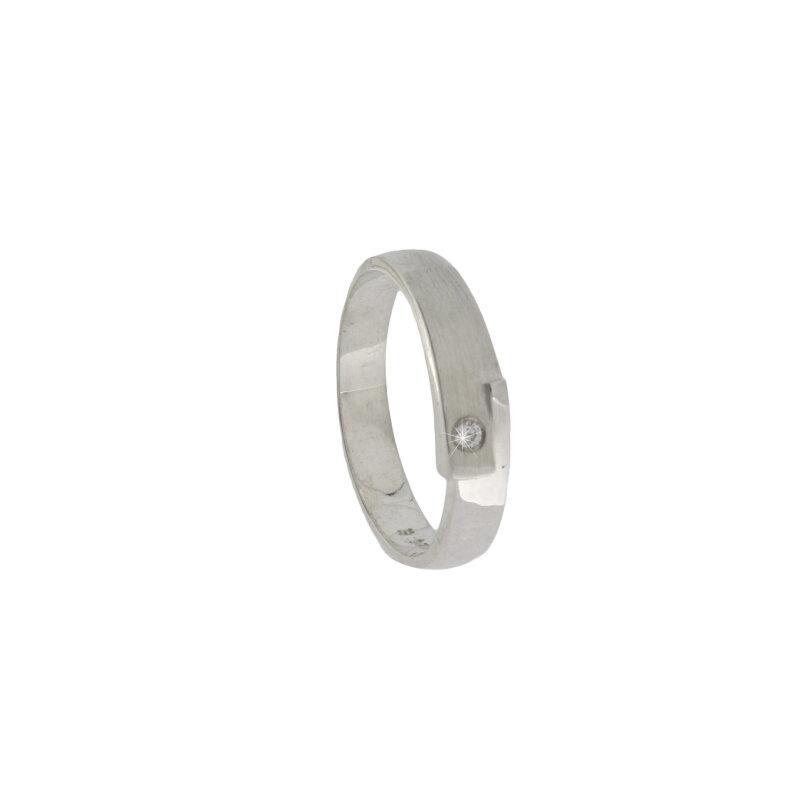 Kettler Damenring 925/- Sterlingsilber 52057286 Gr. 59