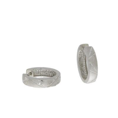 Kettler Schaniercreolen 925/- Sterlingsilber 71000193050010