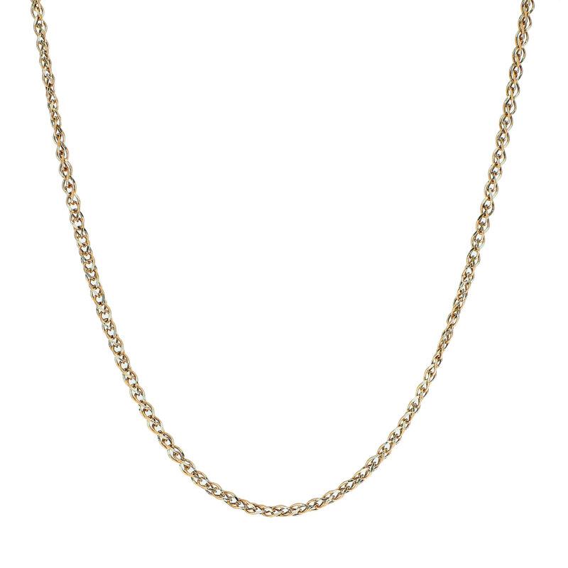 Kettler Kette Silber 925/- IP roségold 42 cm BE11559303
