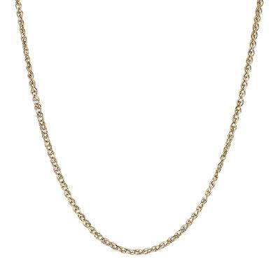 Kettler Kette Silber 925/- IP roségold 42 cm...