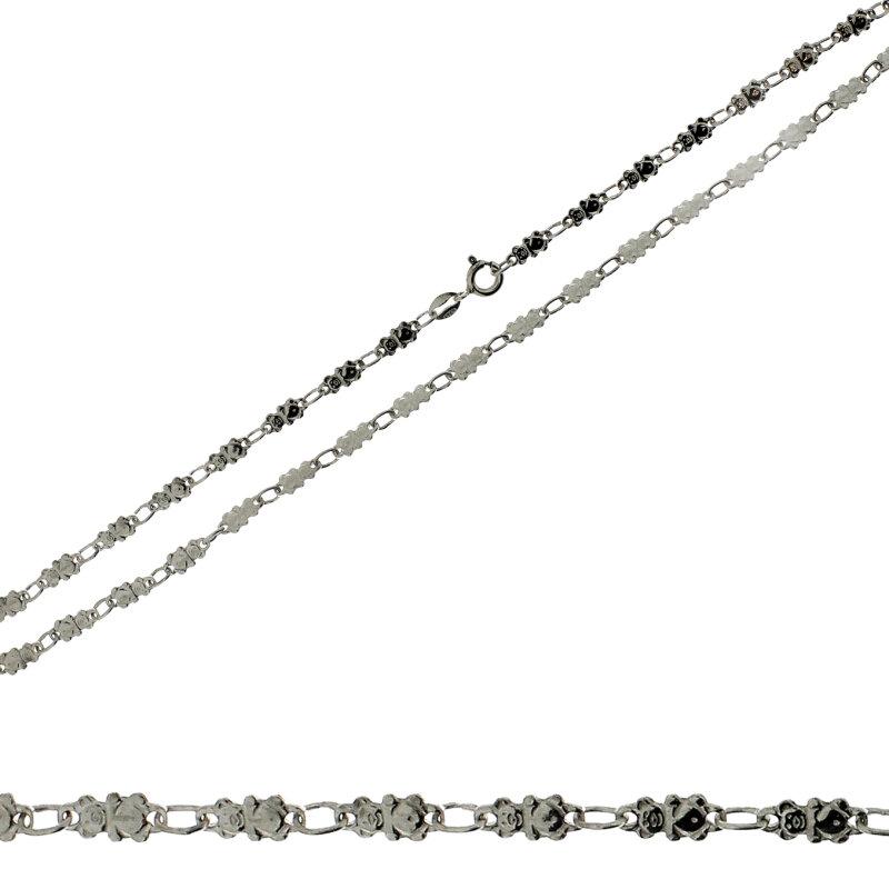 Kettler Kinderkette Bär 925/- silber 38 cm MXKL 95697